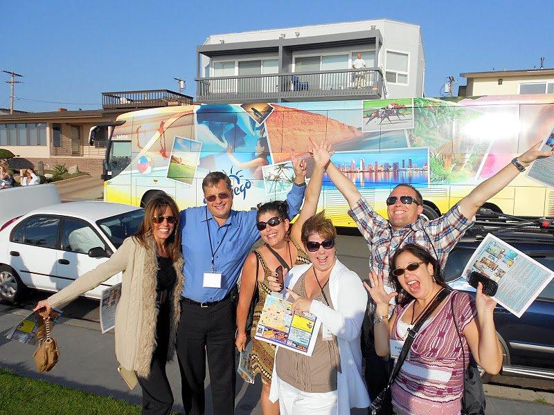 Double Decker Bus Tours San Diego