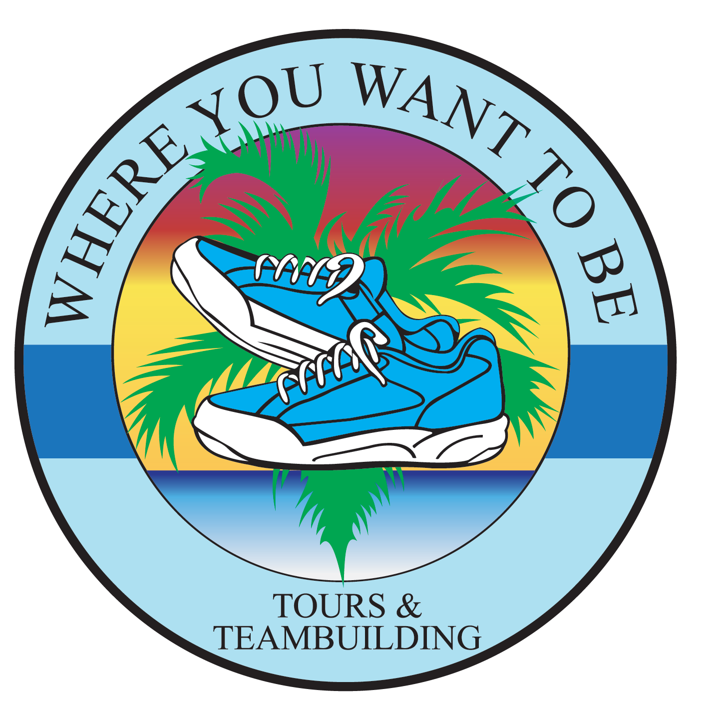 Where You Want To Be - Team Building | Scavenger Hunts