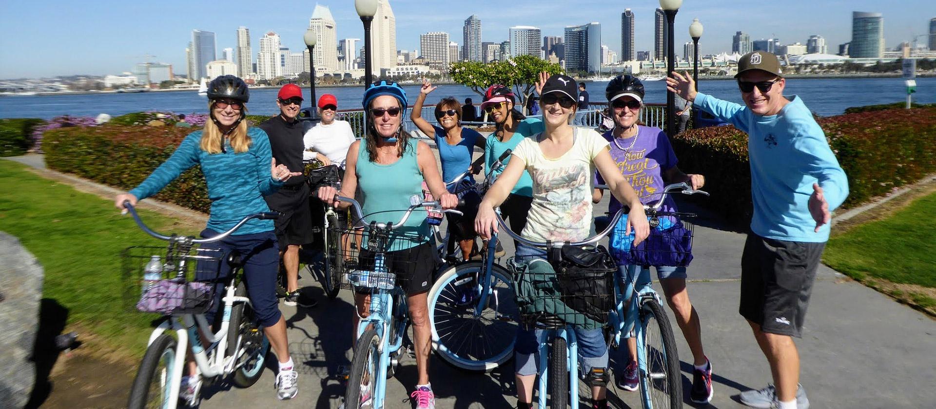 Electric Bike Tours San Diego
