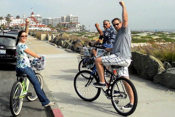 Charity Giveback Teambuilding Bike Tour