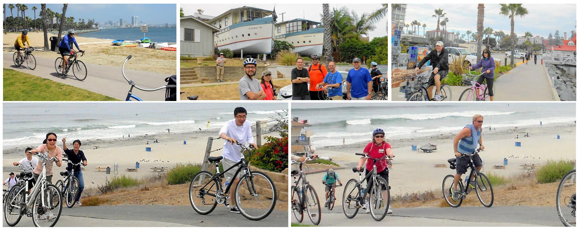 San Diego Bike Tours