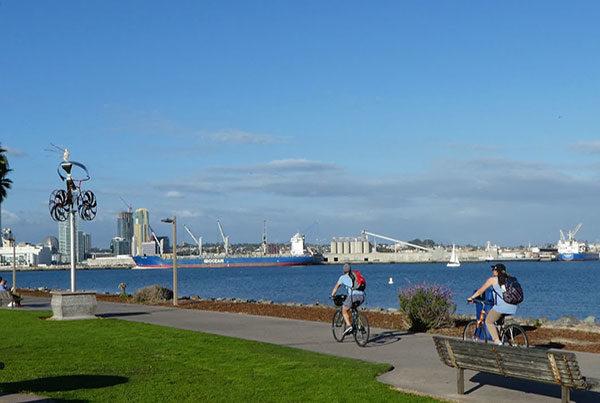 San Diego Biking Tours